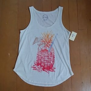 NWT Lucky Brand Tank size L